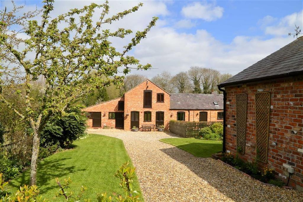 4 Bedrooms Barn Conversion Character Property for sale in Malpas, SY14