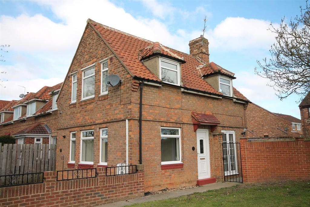 2 Bedrooms End Of Terrace House for sale in Henderson Road, Newton Aycliffe