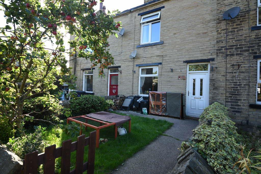 2 Bedrooms Terraced House for sale in Shelf Hall Lane, Shelf, Halifax
