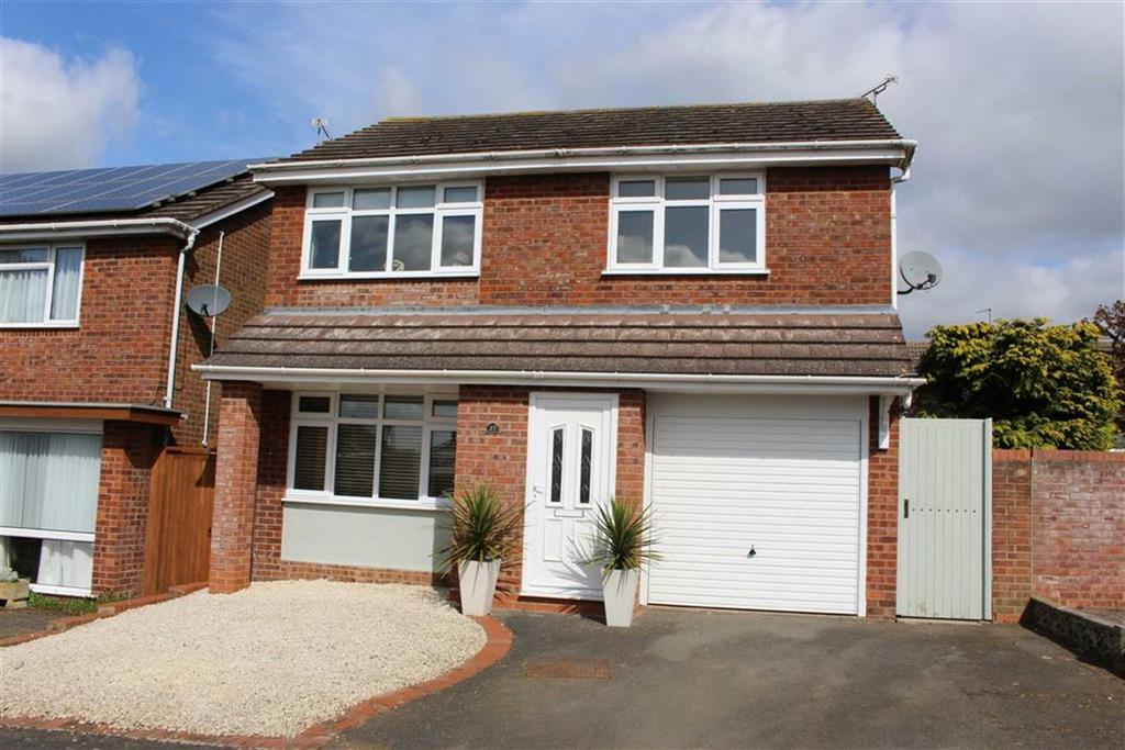 3 Bedrooms Detached House for sale in Farley Avenue, Harbury, CV33