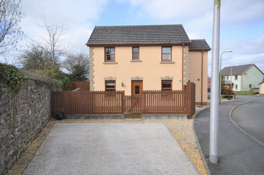 3 Bedrooms Detached House for sale in 7 Maes Abaty, Spring Gardens, Whitland SA34 0HQ