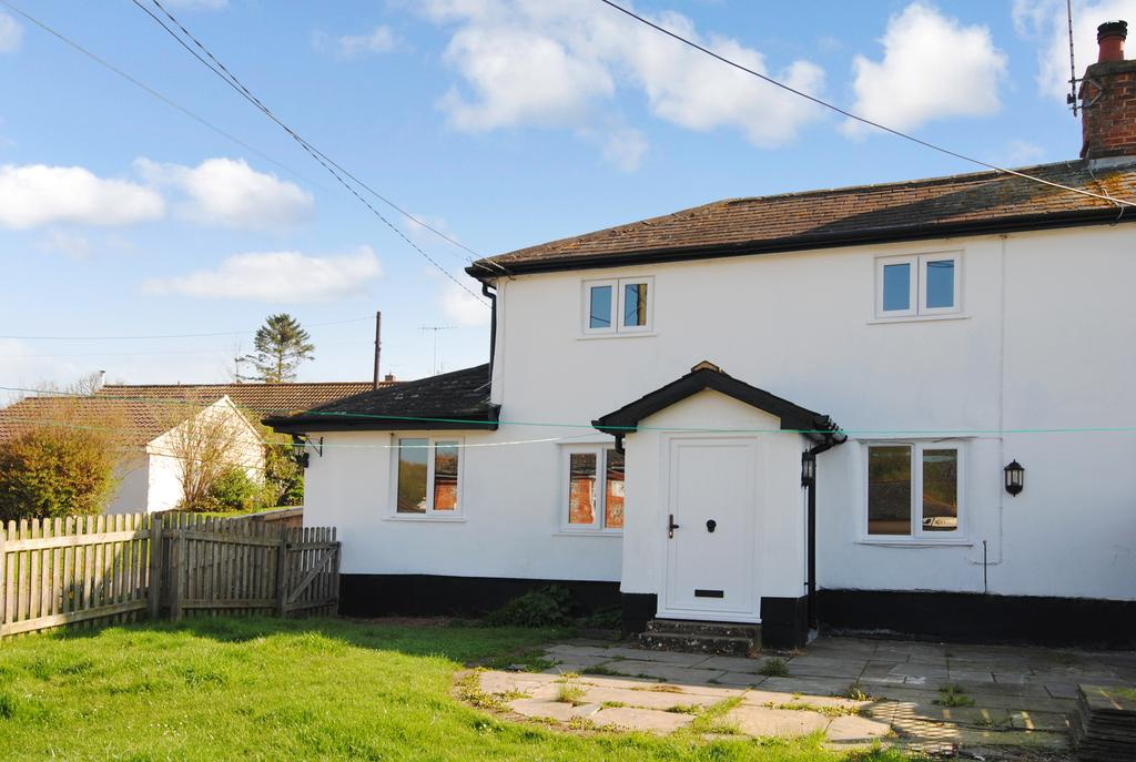 2 Bedrooms Semi Detached House for sale in Salisbury Road, Shrewton, Salisbury SP3