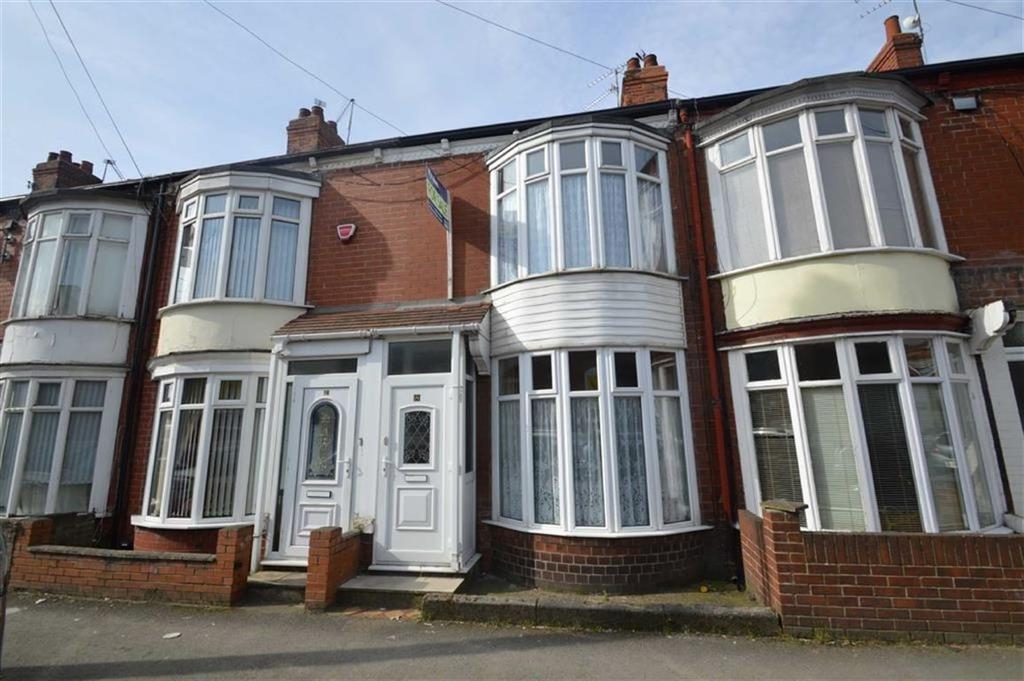2 Bedrooms Terraced House for sale in Jesmond Gardens, Hull, East Yorkshire, HU9