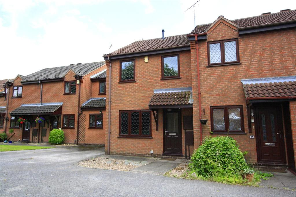 3 Bedrooms End Of Terrace House for sale in Sheepfold Lane, Ruddington, Nottingham, NG11