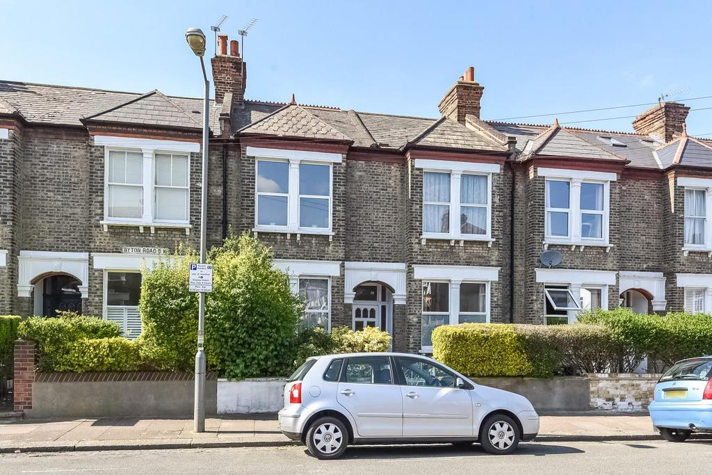 2 Bedrooms Terraced House for sale in Byton Road, Tooting