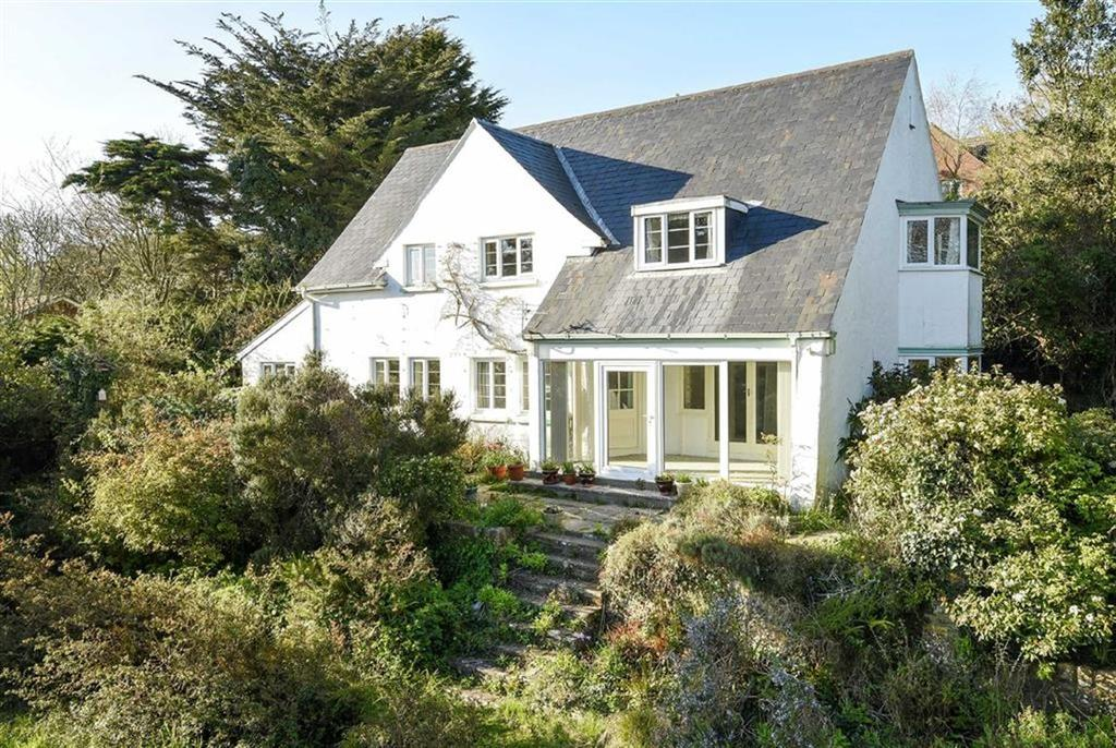 4 Bedrooms Detached House for sale in Goats Hill Road, Northam, Bideford, Devon, EX39