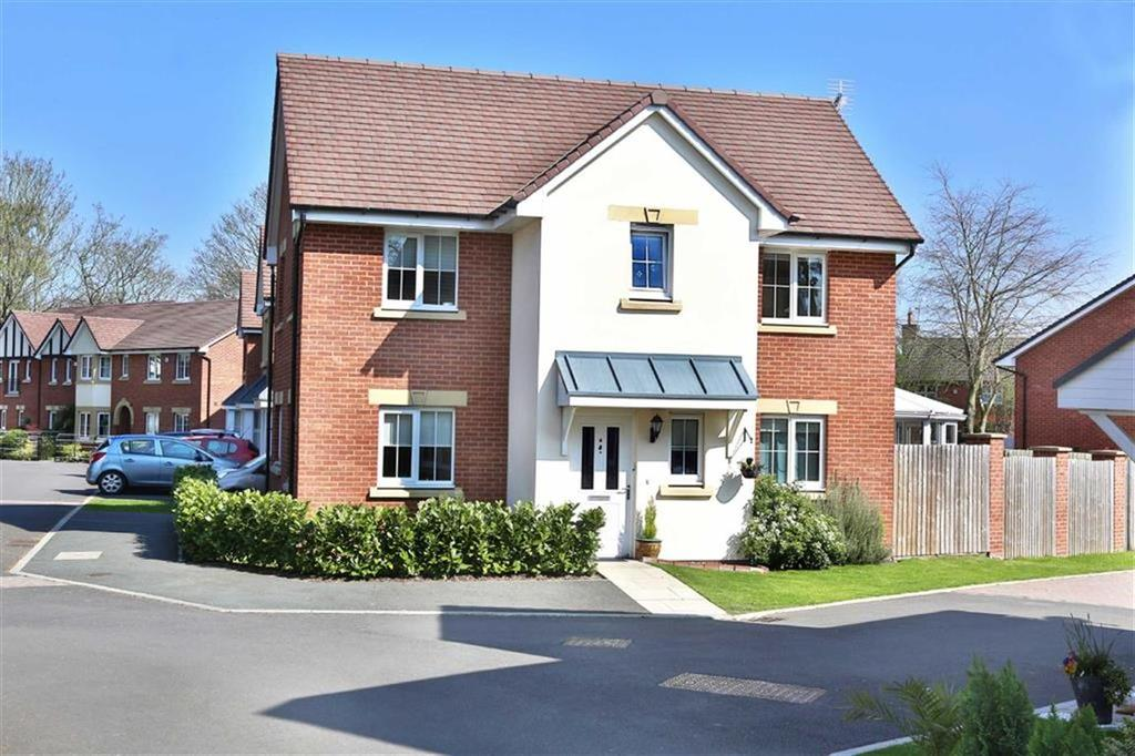 4 Bedrooms Detached House for sale in Stanley Boughey Place, Nantwich, Cheshire