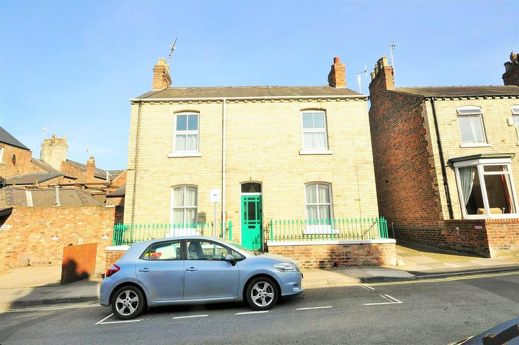 2 Bedrooms Link Detached House for sale in Nunmill Street, Scarcroft Road, York