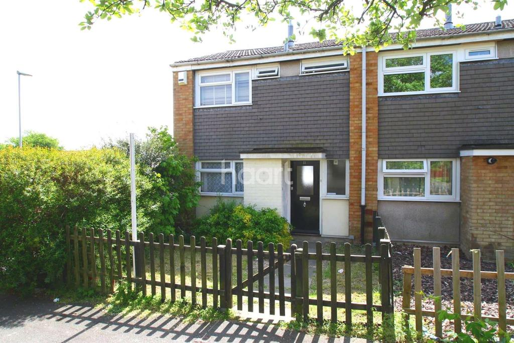 3 Bedrooms End Of Terrace House for sale in Fitzwarin close