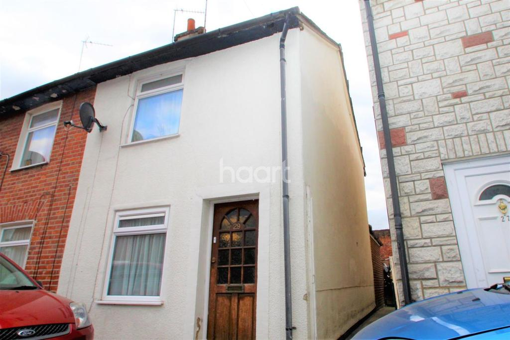 2 Bedrooms End Of Terrace House for sale in New Town