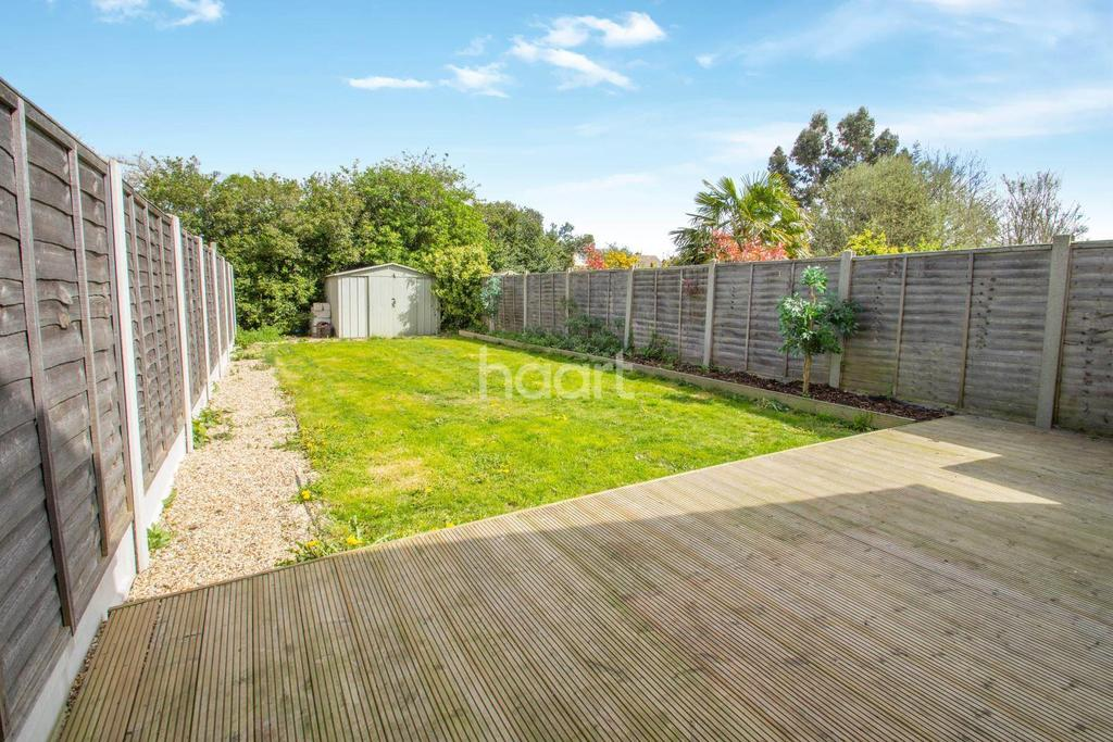2 Bedrooms Bungalow for sale in Church Road, Hadleigh