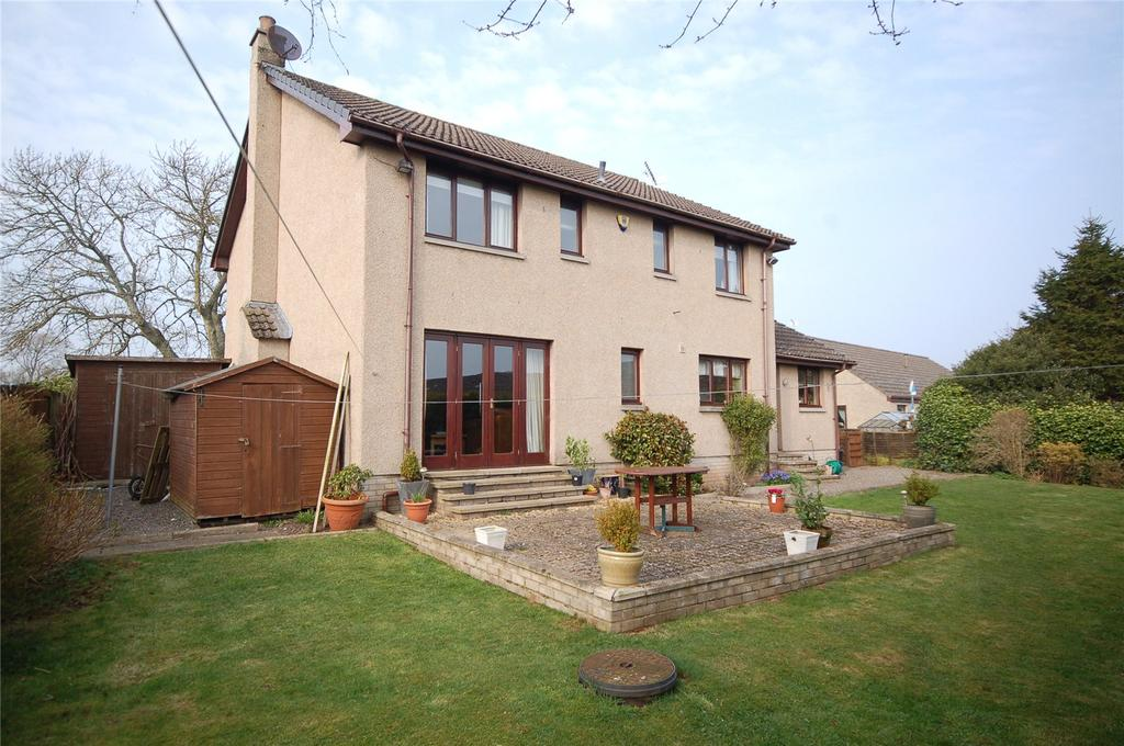 4 Bedrooms Detached House for sale in Colonsay, Manse Road, Gordon, Scottish Borders, TD3
