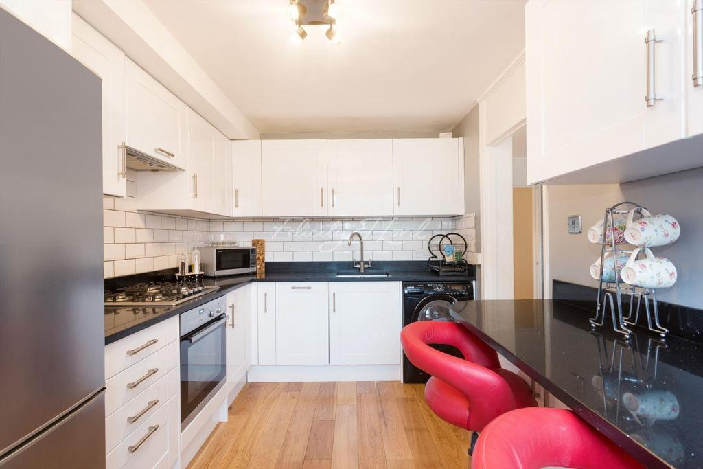 1 Bedroom Flat for sale in Collier Street, Islington, N1
