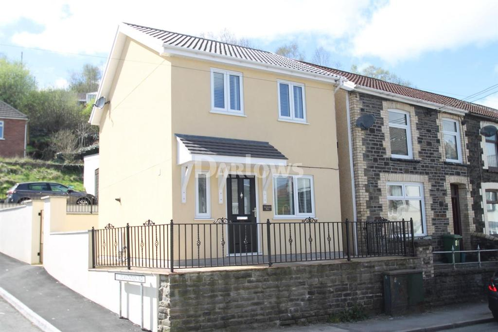 2 Bedrooms Detached House for sale in Mountain Ash