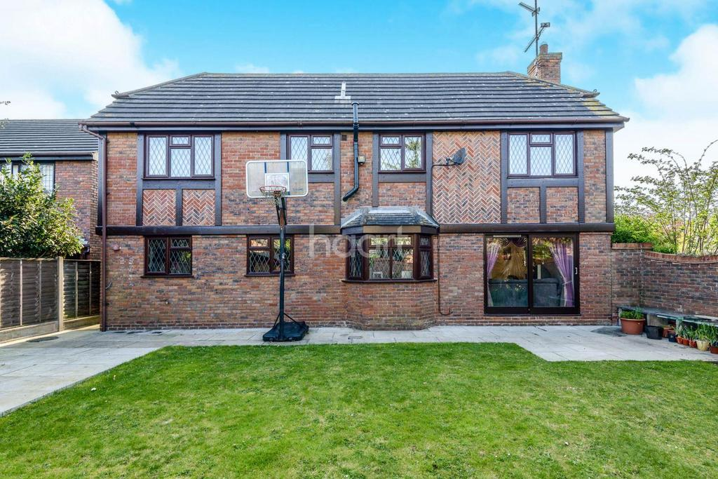 6 Bedrooms Detached House for sale in Withypool, Shoeburyness