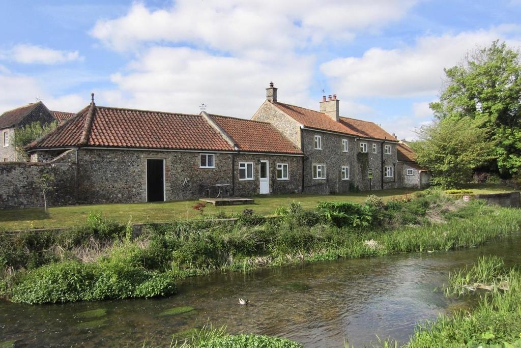 4 Bedrooms Detached House for sale in Worlington Road, Barton Mills