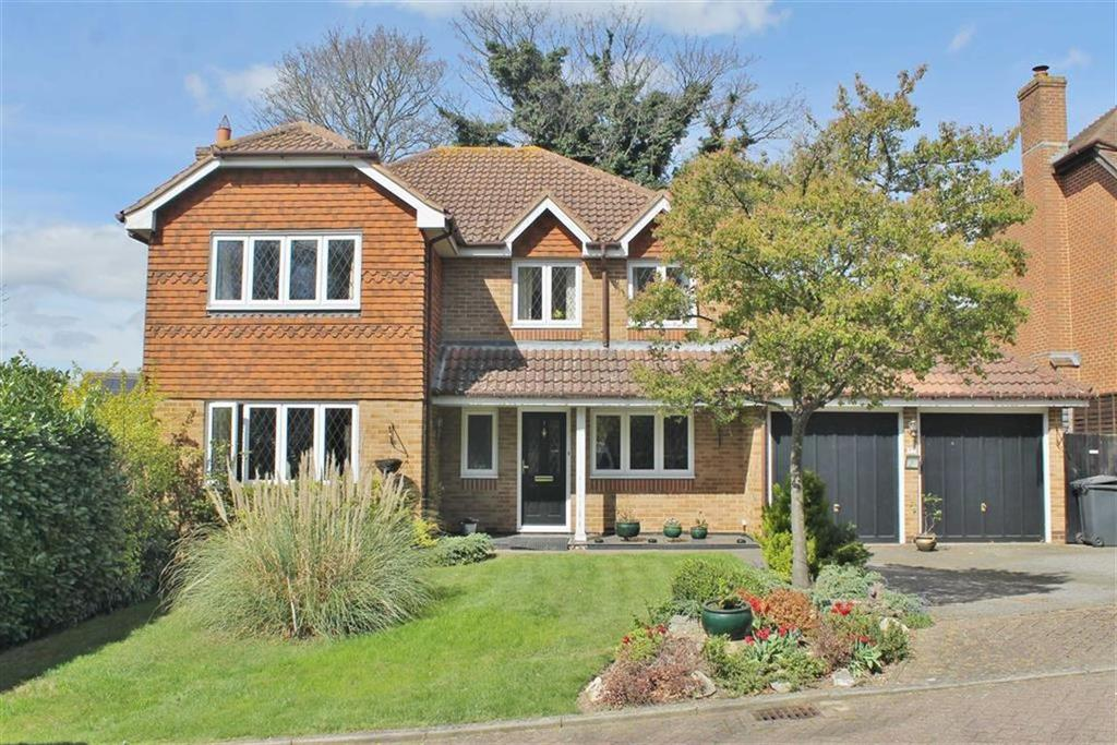 4 Bedrooms Detached House for sale in Garrow, Newbarn