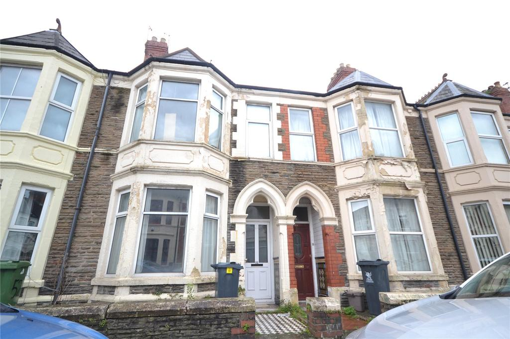 3 Bedrooms Terraced House for sale in Dogfield Street, Cathays, Cardiff, CF24
