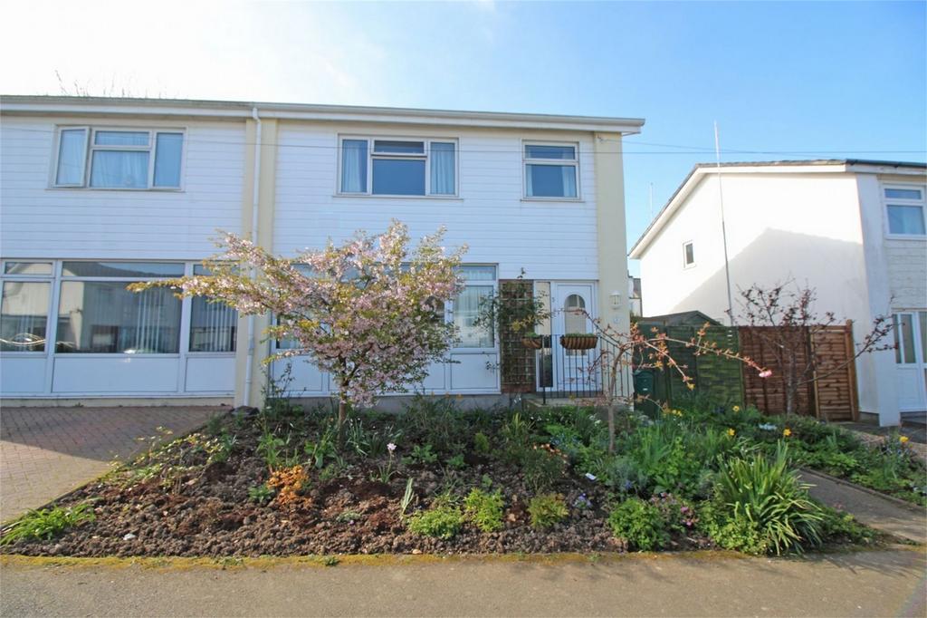 3 Bedrooms Semi Detached House for sale in 3 Les Douze Maisons, Collings Road, St Peter Port, TRP 128