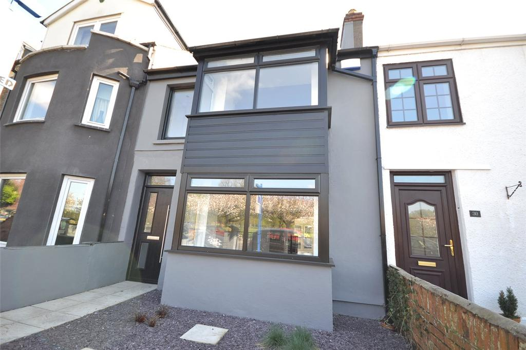 3 Bedrooms Terraced House for sale in Penhill Road, Llandaff, Cardiff, CF11