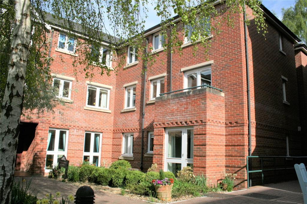 1 Bedroom Flat for sale in Georgian Court, Spalding, PE11