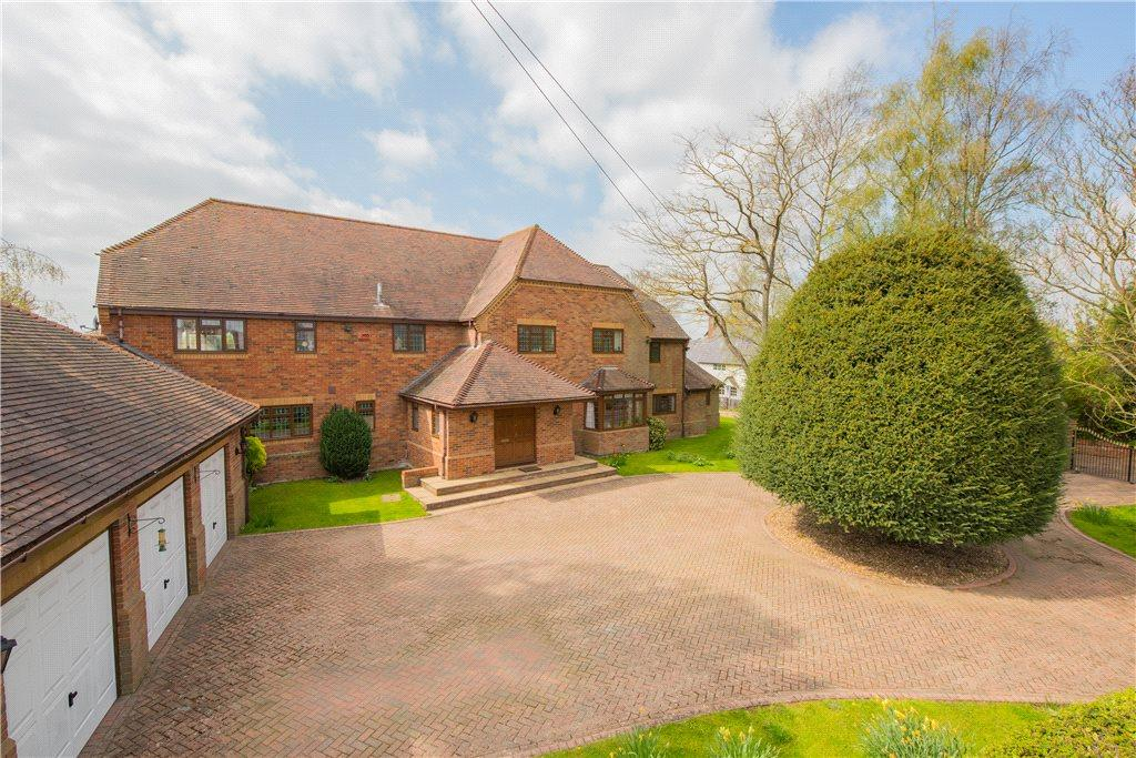 6 Bedrooms Detached House for sale in Apsley End Road, Shillington, Hitchin, Bedfordshire