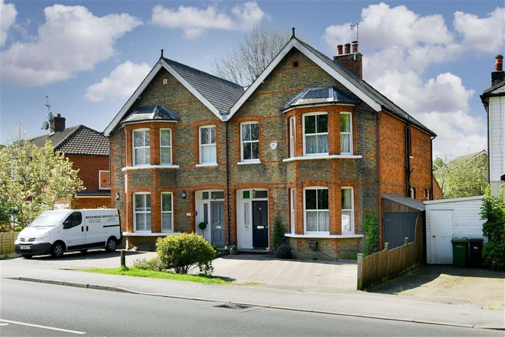4 Bedrooms Semi Detached House for sale in London Road, Ewell, Surrey