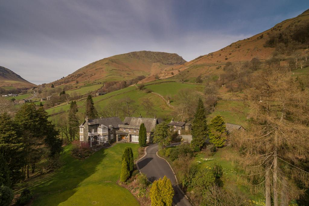 5 Bedrooms Detached House for sale in Meadow Brow, Keswick Road, Grasmere, LA22 9RR