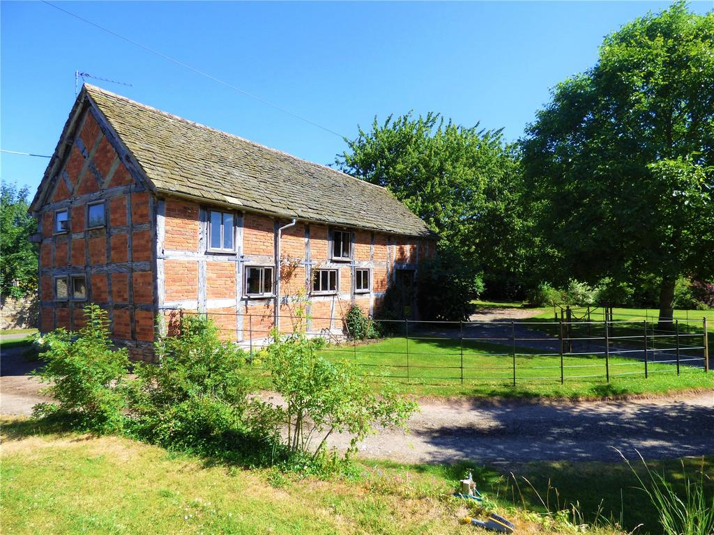 2 Bedrooms Barn Conversion Character Property for sale in Lower Upcott, Almeley, Hereford