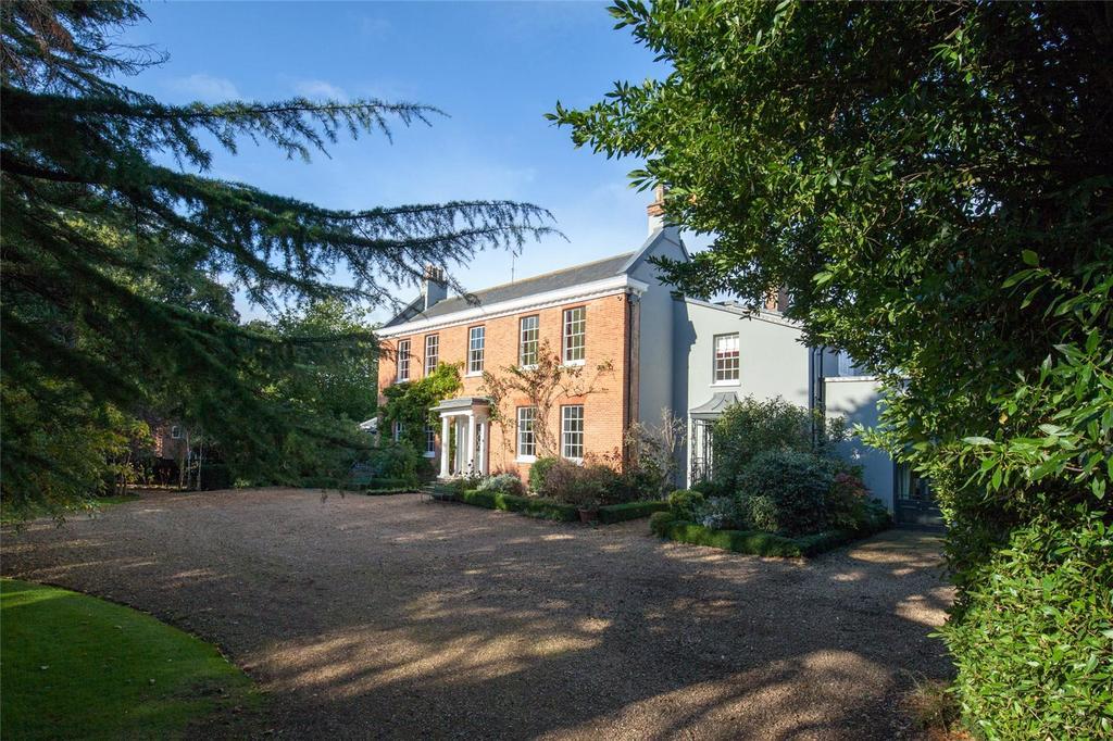 5 Bedrooms Detached House for sale in London Street, Brancaster, King's Lynn, Norfolk, PE31