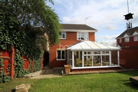 3 bedroom detached house for sale - Kedlston Road, Park Farm, Peterborough