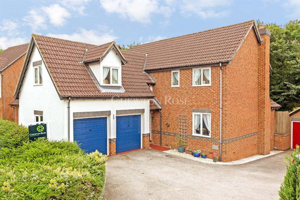 5 Bedrooms Detached House for sale in Shenley Church End