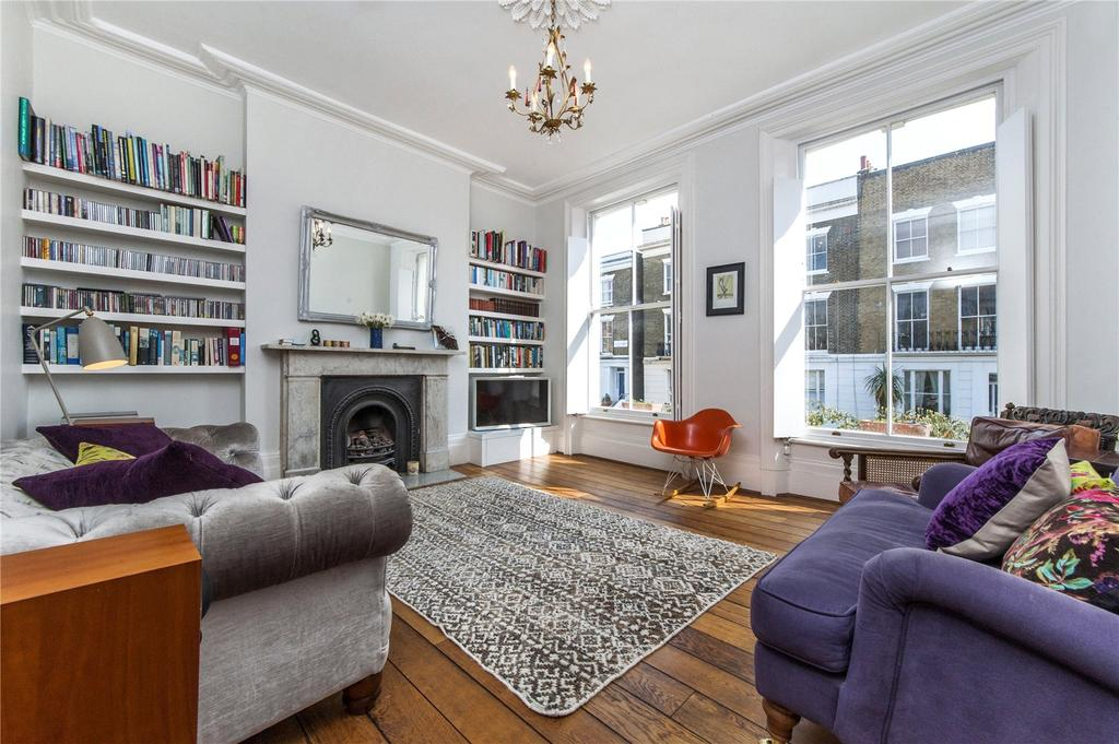 4 Bedrooms Terraced House for sale in Bartholomew Road, Kentish Town, London