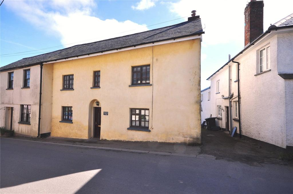 3 Bedrooms House for sale in East Street, North Molton, South Molton, Devon, EX36