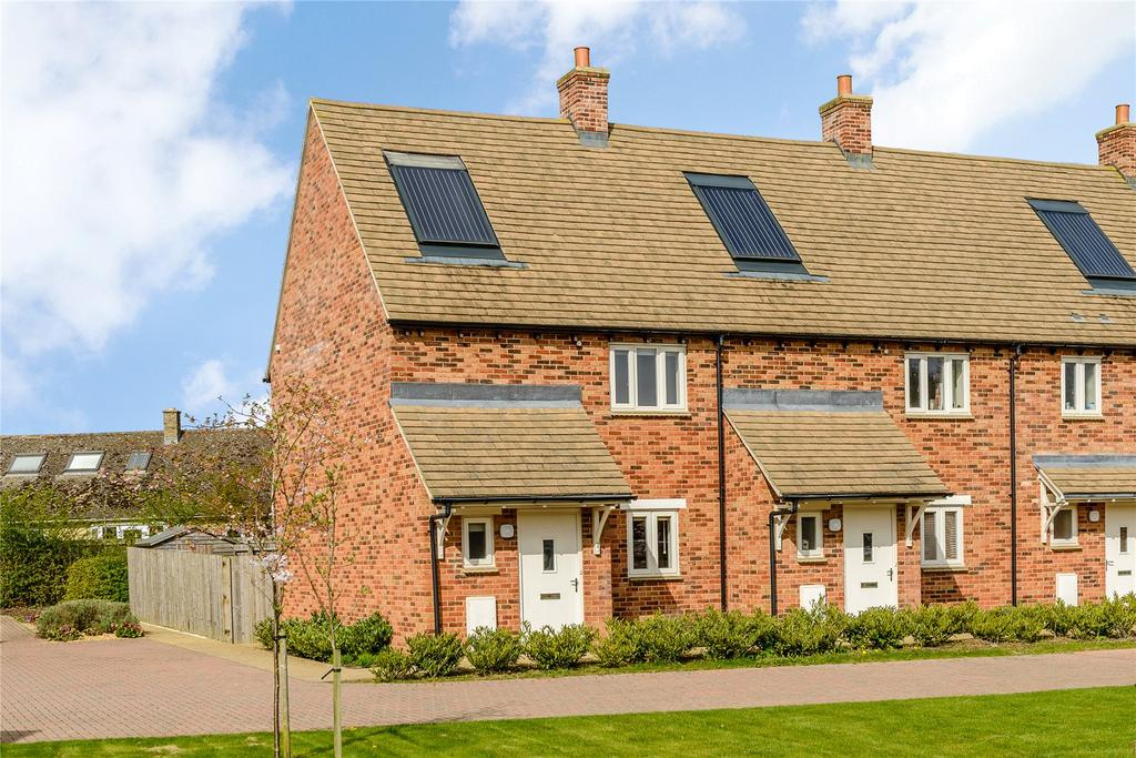 2 Bedrooms Terraced House for sale in Longfield, Duns Tew, Bicester, Oxfordshire