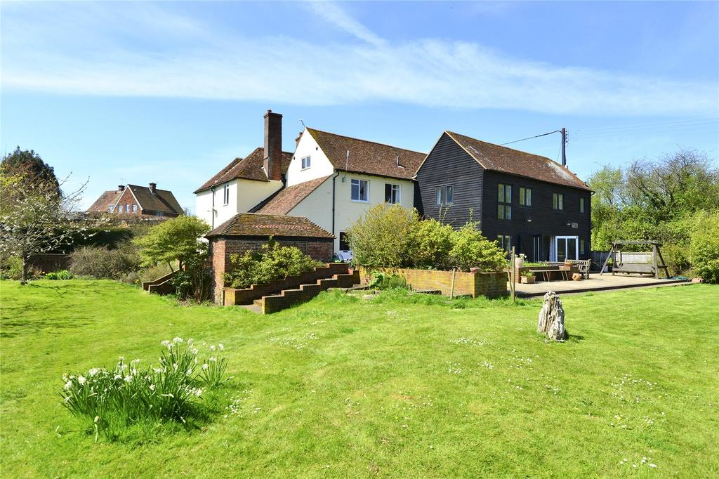 6 Bedrooms Detached House for sale in Fox Lane, Boughton-under-Blean, Faversham, Kent
