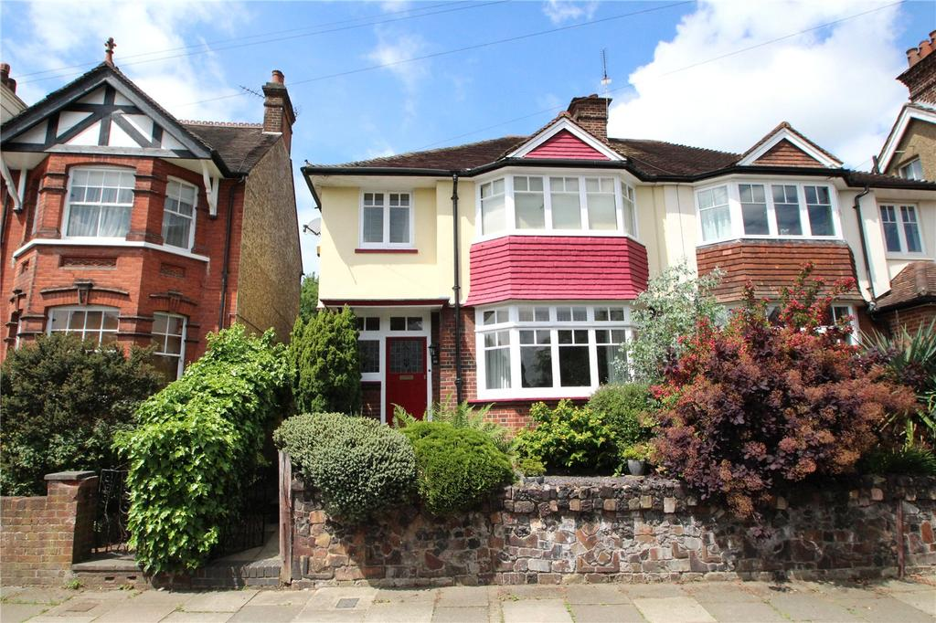 4 Bedrooms Semi Detached House for sale in Blenheim Road, St. Albans, Hertfordshire