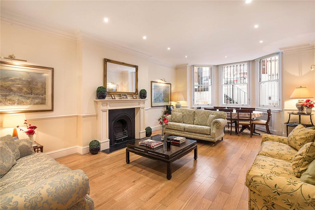 3 Bedrooms Flat for sale in Egerton Gardens, London