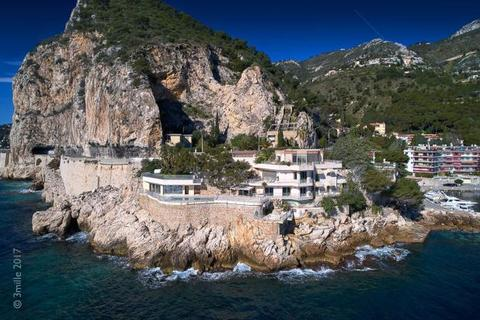 4 bedroom house  - Eze Bord de Mer, French Riviera