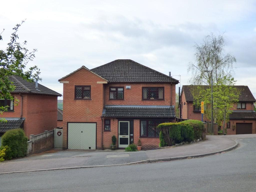 4 Bedrooms Detached House for sale in Manor Road, Ashbourne