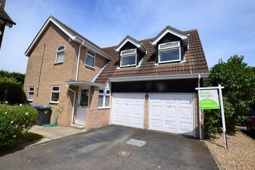 4 Bedrooms Detached House for sale in Great Waldingfield, Sudbury CO10 0XX