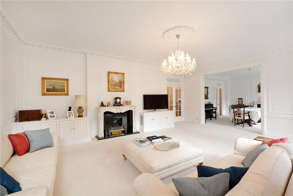 3 Bedrooms Apartment Flat for sale in Mansfield Street, London, W1G