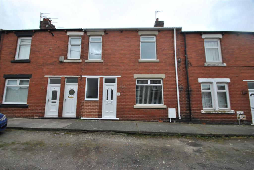 3 Bedrooms Terraced House for sale in Brooklyn Street, Murton, Seaham, Co. Durham, SR7