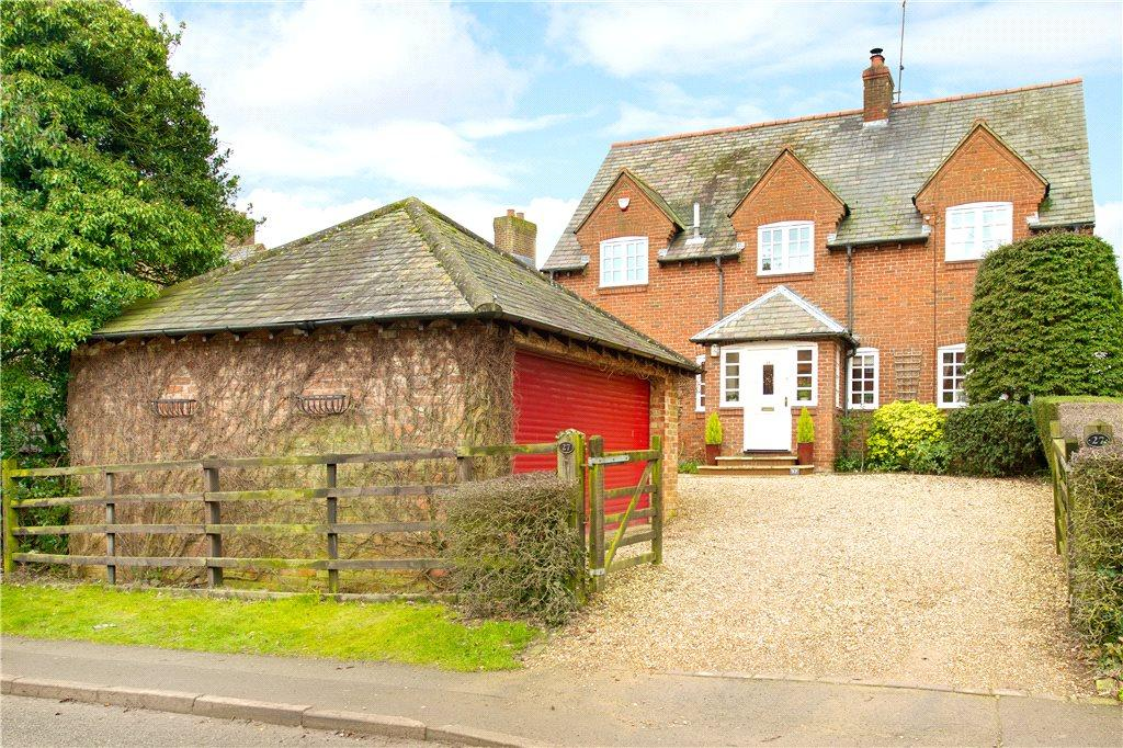 5 Bedrooms Detached House for sale in Church Lane, East Haddon, Northamptonshire