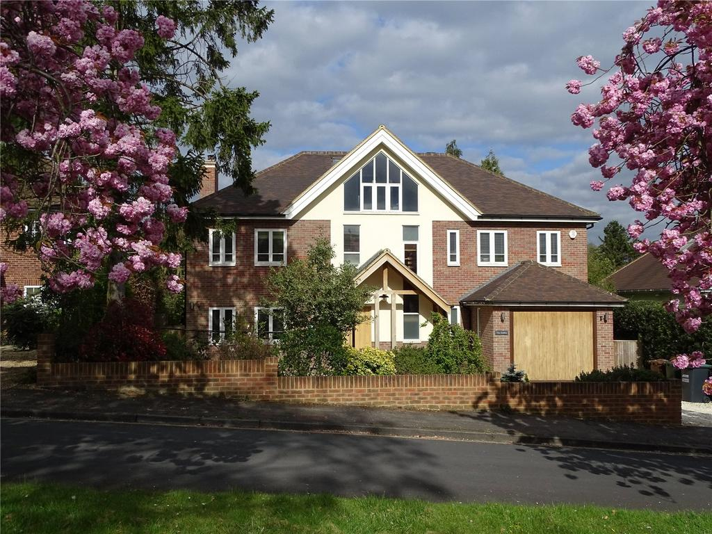 5 Bedrooms Detached House for sale in The Mount, Rickmansworth, Hertfordshire, WD3