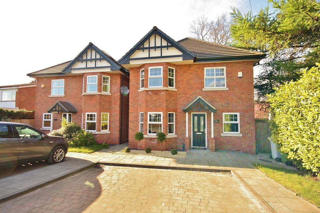 4 Bedrooms Detached House for sale in Moor Lane, Wilmslow