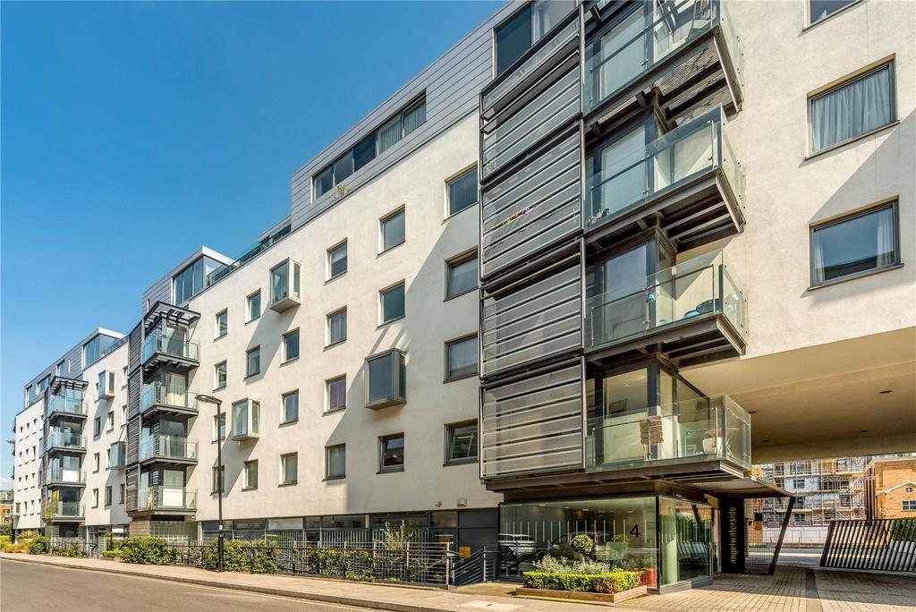 2 Bedrooms Flat for sale in Graham Street, Islington, London, N1