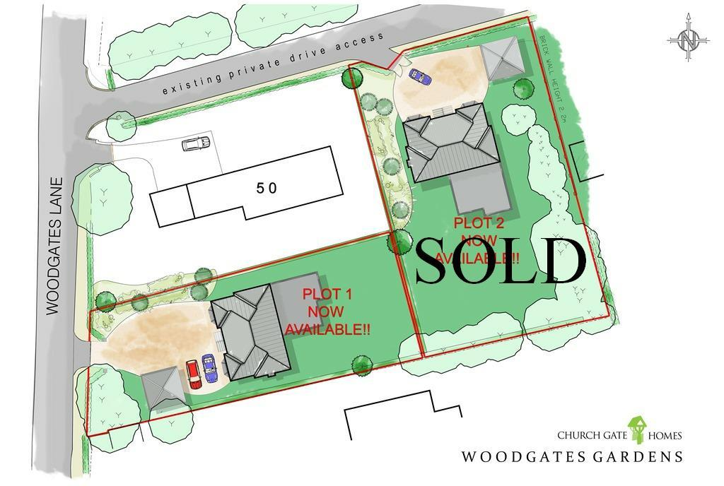 Land Commercial for sale in Woodgates Gardens, 50 Woodgates Lane, North Ferriby