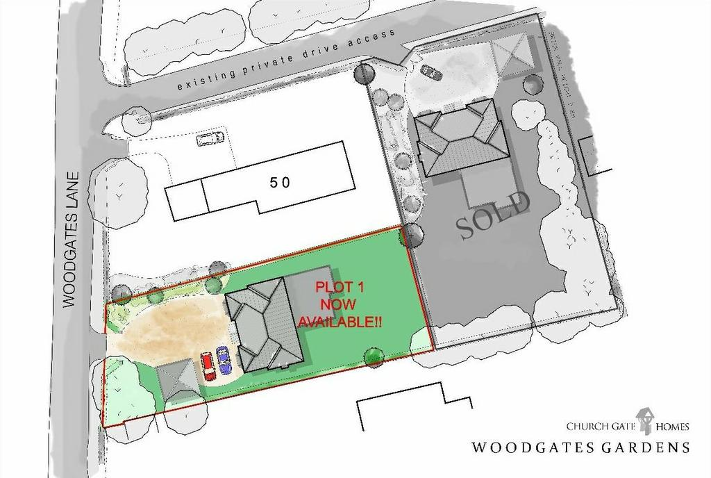 Detached House for sale in 'Design Build', Woodgates Lane, North Ferriby