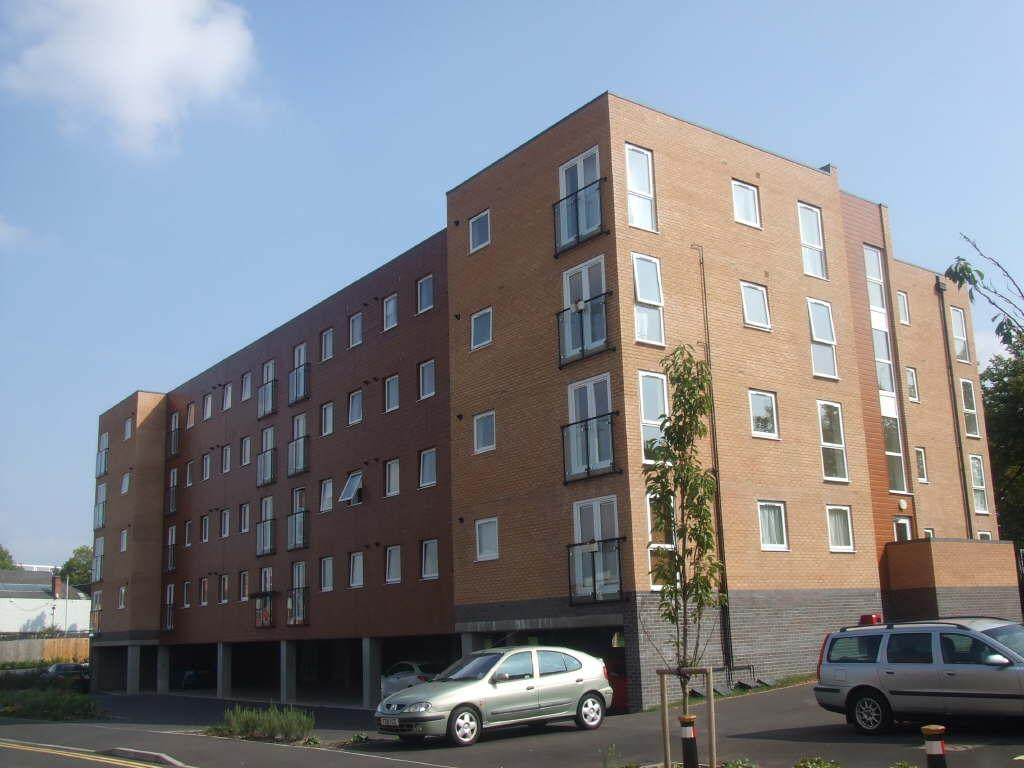 2 Bedrooms Apartment Flat for sale in Pavilion Close, Aylestone, Leicester, Leicestershire, LE2 7JQ